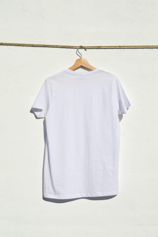 Camiseta basica AMPELT darrere